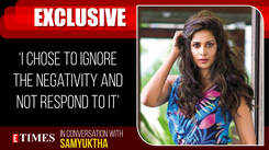 Samyuktha: I chose to ignore the negativity and not respond to it