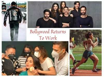 B'wood gets back to business with a bang