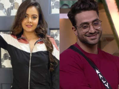 Devoleena upset with Aly Goni's exit