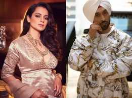 Swara Bhasker, Kubbra Sait and others support Diljit Dosanjh after he engages in a war of words with Kangana Ranaut