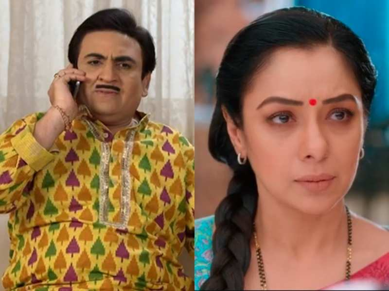 Taarak Mehta Ka Ooltah Chashmah makes it to top five TV shows; Anupamaa continues to rule the TRP chart