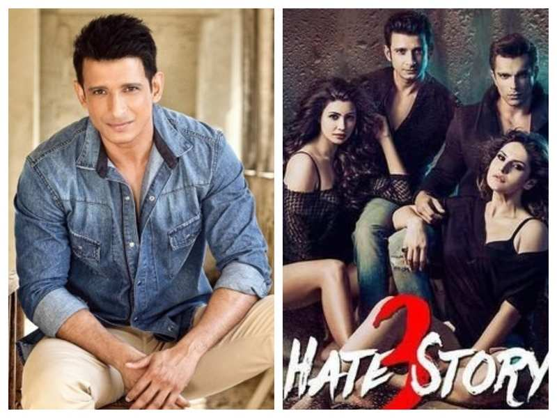 Exclusive! Sharman Joshi on 5 Years of 'Hate Story 3': A lot of people criticised my choice, including my family and close friends