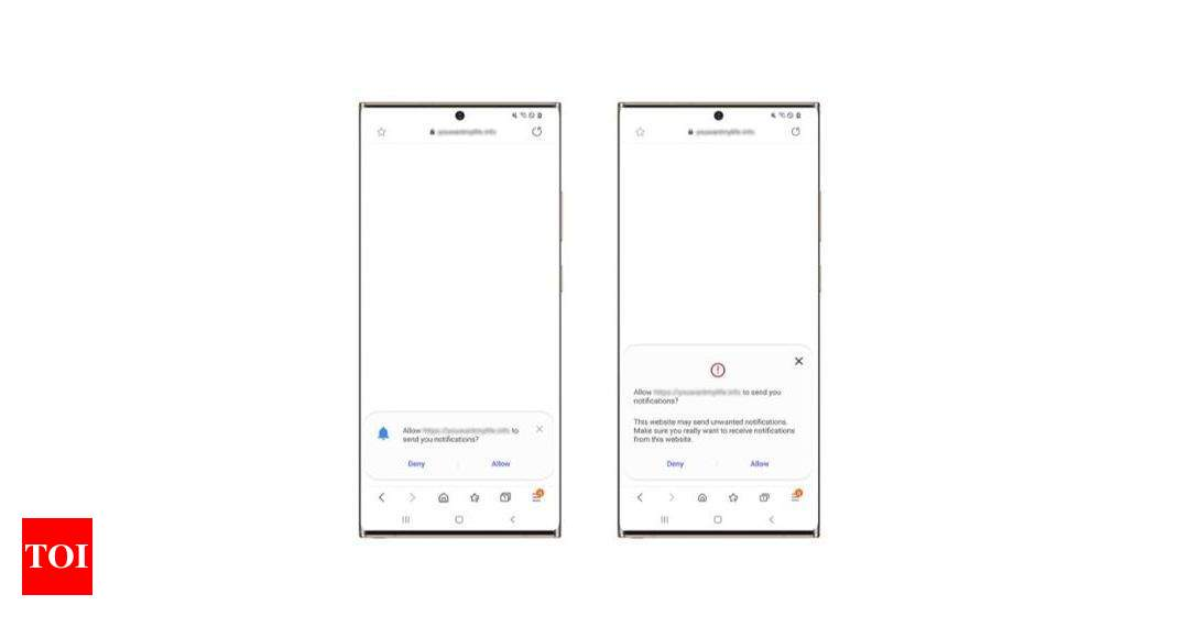 Samsung rolls out a new update to its internet browser: Here's everything that is new – Times of India