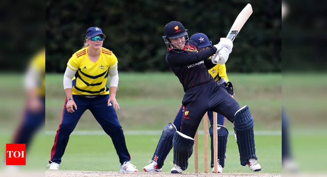 ECB says 41 domestic women's cricketers have turned professional   Cricket News – Times of India