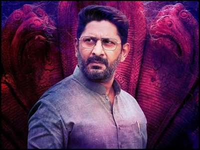 Arshad Warsi on why he signed Durgamati
