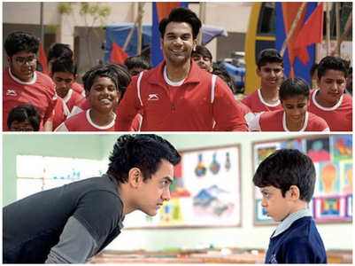 Movies which took us back to school days