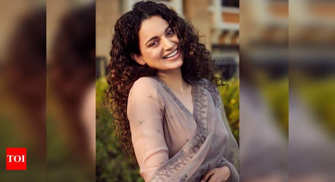 Kangana Ranaut reacts to a plea filed to suspend her Twitter account in Bombay HC: It is not the only platform for me – Times of India