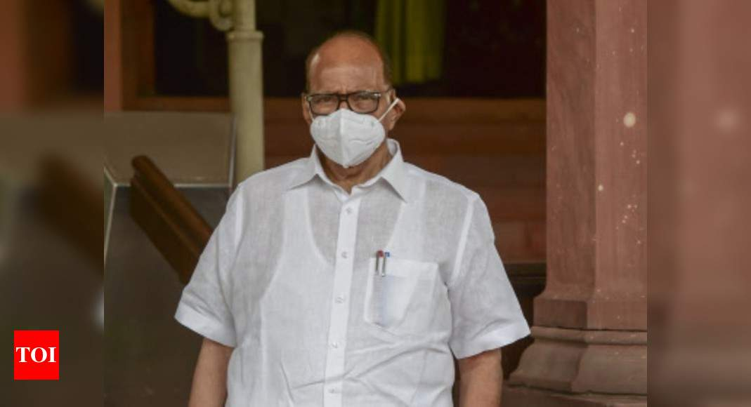 India News – Times of India   Rahul Gandhi's consistency is issue, says Sharad Pawar