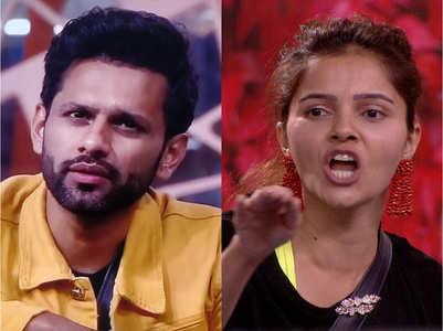 BB14: Rahul Vaidya calls Rubina 'Naagin'