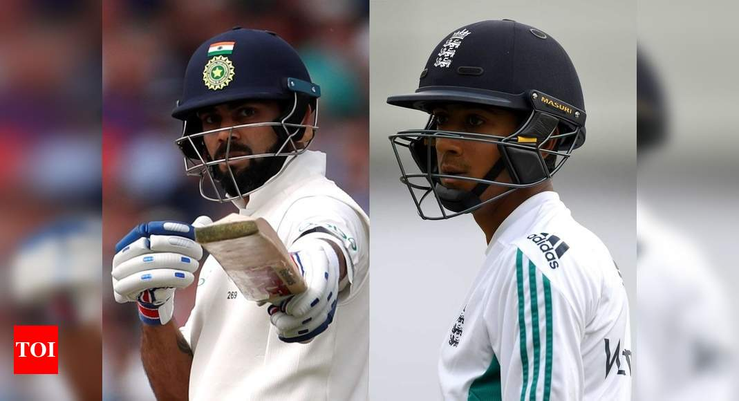 virat kohli:  Virat Kohli inspiration behind career revival for England's Haseeb Hameed | Cricket News – Times of India