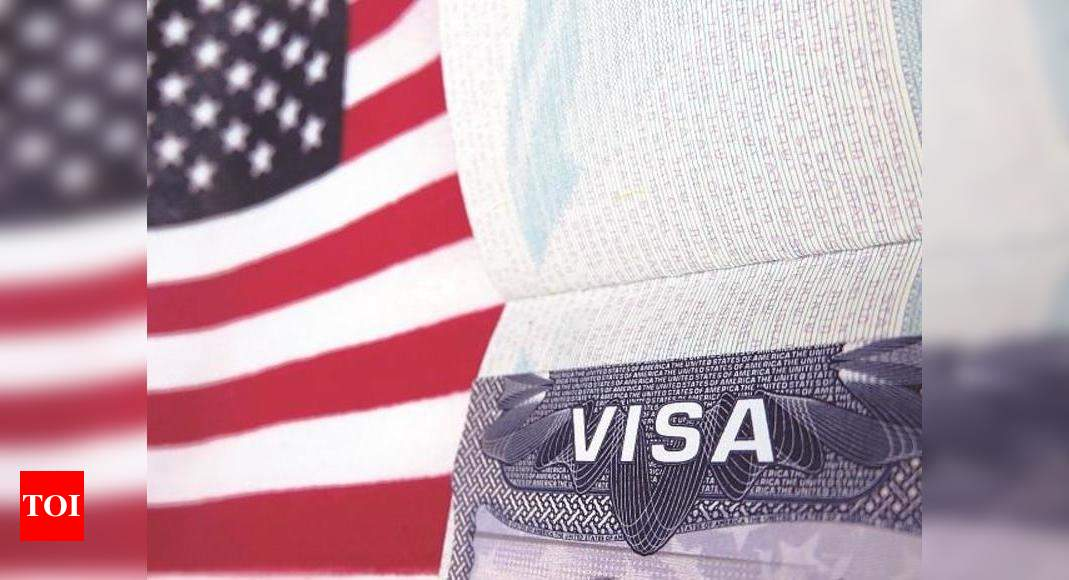 US tightens visa rules for Chinese Communist Party members – Times of India