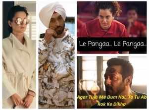 Diljit VS Kangana: Twitter erupts with memes