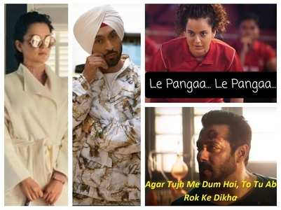 Diljit VS Kangana: Twitter erupts with memes