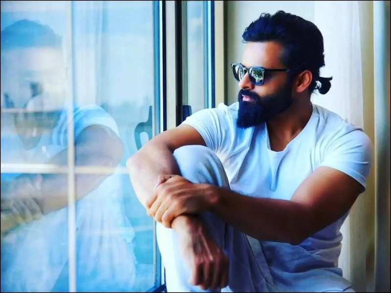 WATCH: Sai Dharam Tej heads to the cinema hall to catch a show, shares his experience