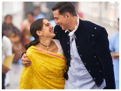 Akshay-Sara starts shooting of Atrangi Re