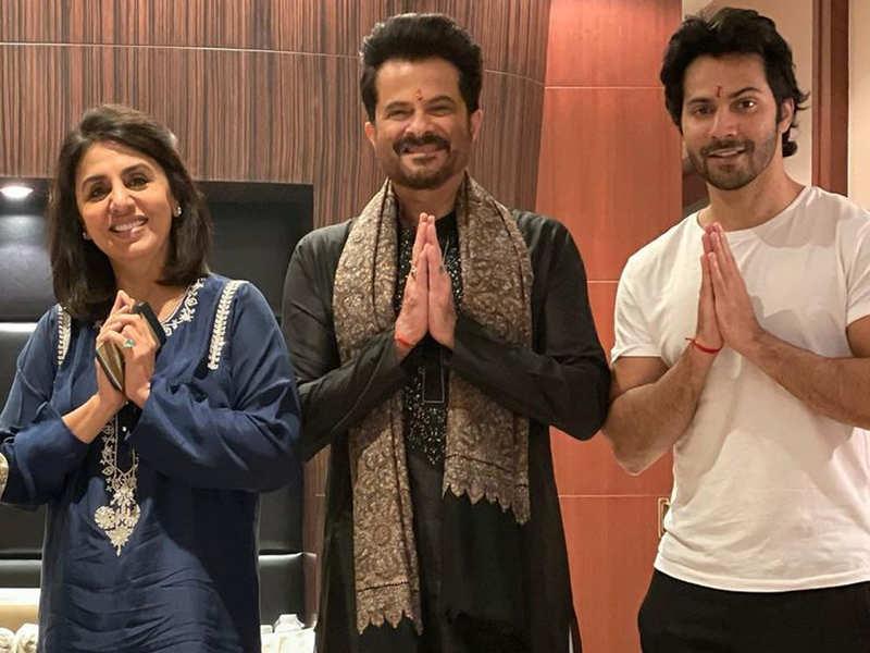 Pic: Anil Kapoor Instagram Account
