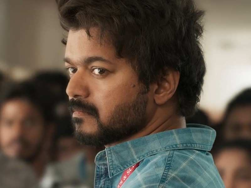 'Master' producer shares a special poster wishing Vijay as he completes 28th year in films