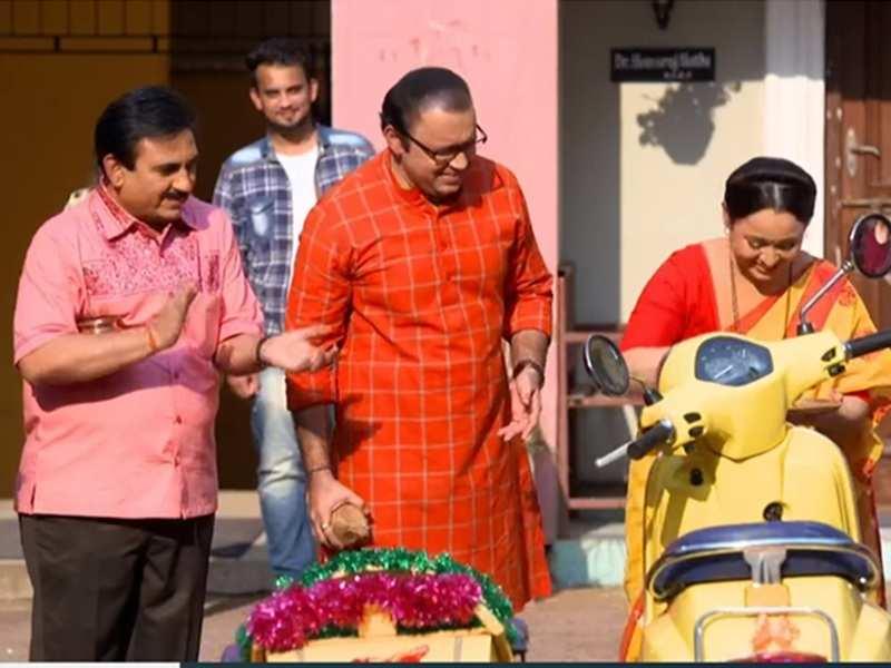 Taarak Mehta Ka Ooltah Chashmah update, December 3: Bhide's Sakharam is back in society