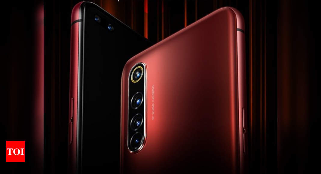 Realme X50 Pro starts receiving Android 11 update in India – Times of India