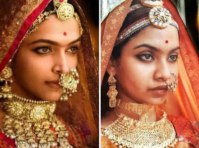 Fan recreates Deepika's iconic looks