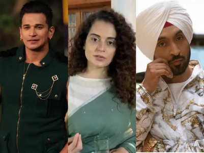 Prince takes a dig at Kangana; supports Diljit