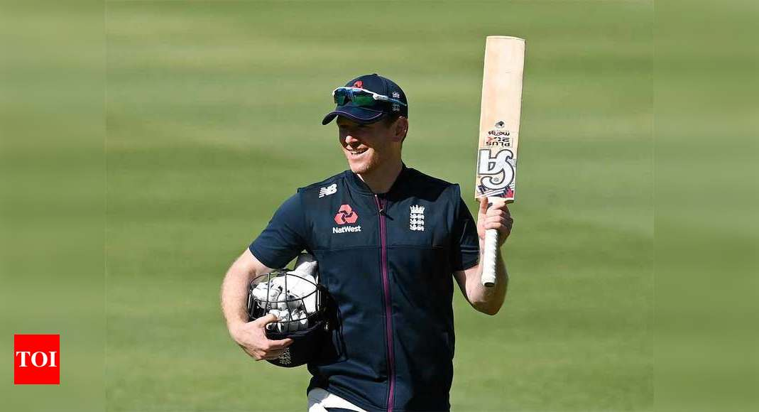 Coded signals 100 per cent within spirit of game: Eoin Morgan | Cricket News – Times of India