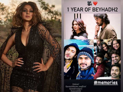 Beyhadh 2 clocks a year, Jennifer thanks fans