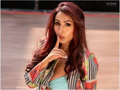 Kashmera: Have worked hard on my body
