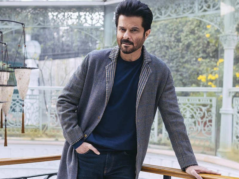 Anil Kapoor confirms he has tested negative for Covid; thanks all for concern and good wiahes