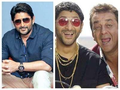 Arshad reveals 'Munna Bhai 3' not happening