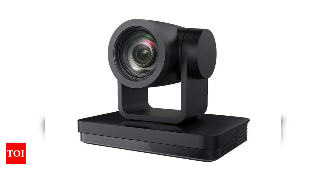BenQ launches three new video conferencing cameras at a starting price of Rs 17,500 – Times of India