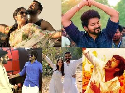 FIVE chartbuster Tamil songs of 2020