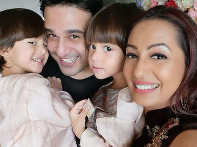 BB 14's Kashmera: Krushna is a hands-on dad