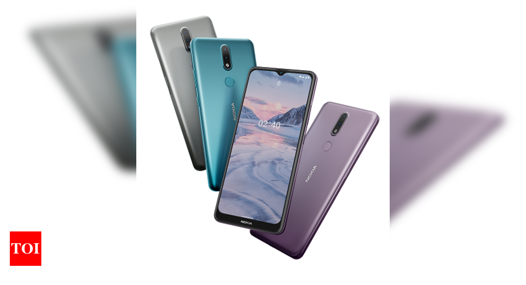 Nokia:  Nokia 2.4 becomes available at retail outlets and online on Flipkart and website – Times of India