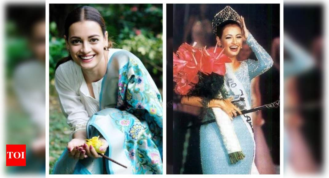Dia on 20 yrs of winning Miss Asia Pacific title