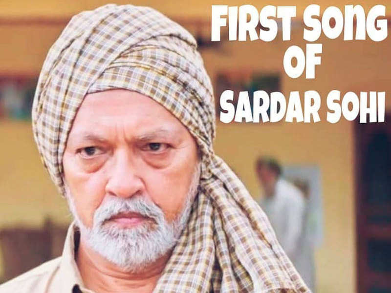 Punjabi actor Sardar Sohi is all set to release his first-ever song