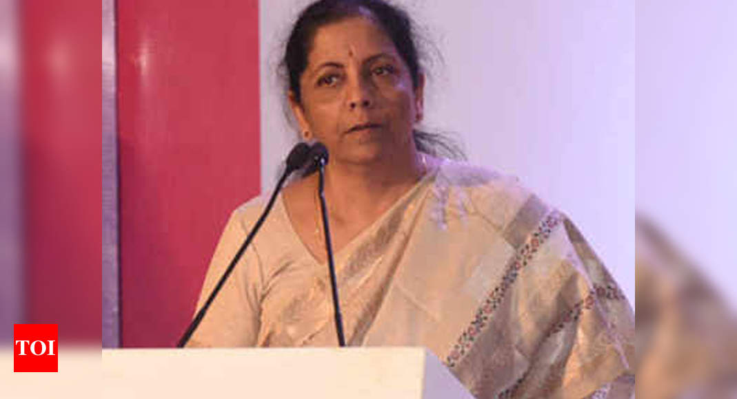 Image of article 'Finance Minister Nirmala Sitharaman: Not just pent up demand that is reviving economy'