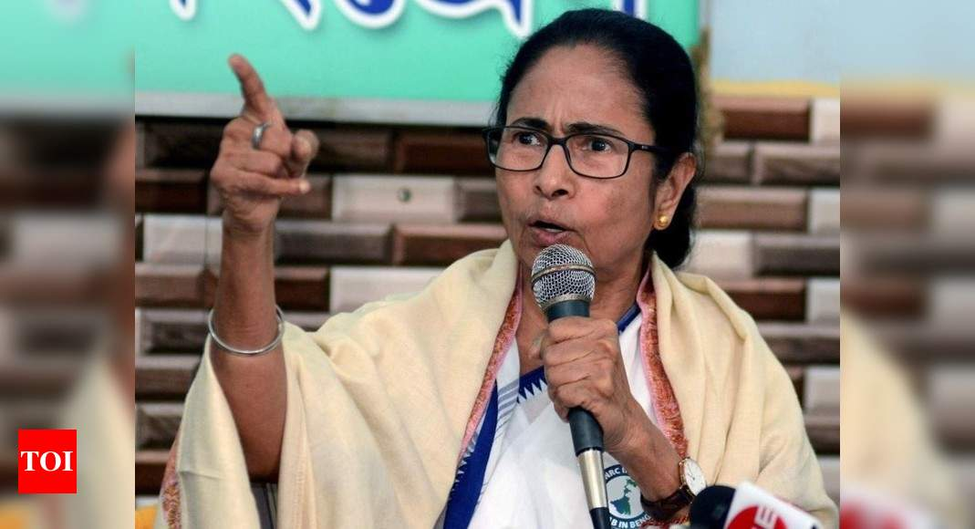 Mamata speaks to protesting farmers, threatens countrywide movement to repeal farm laws