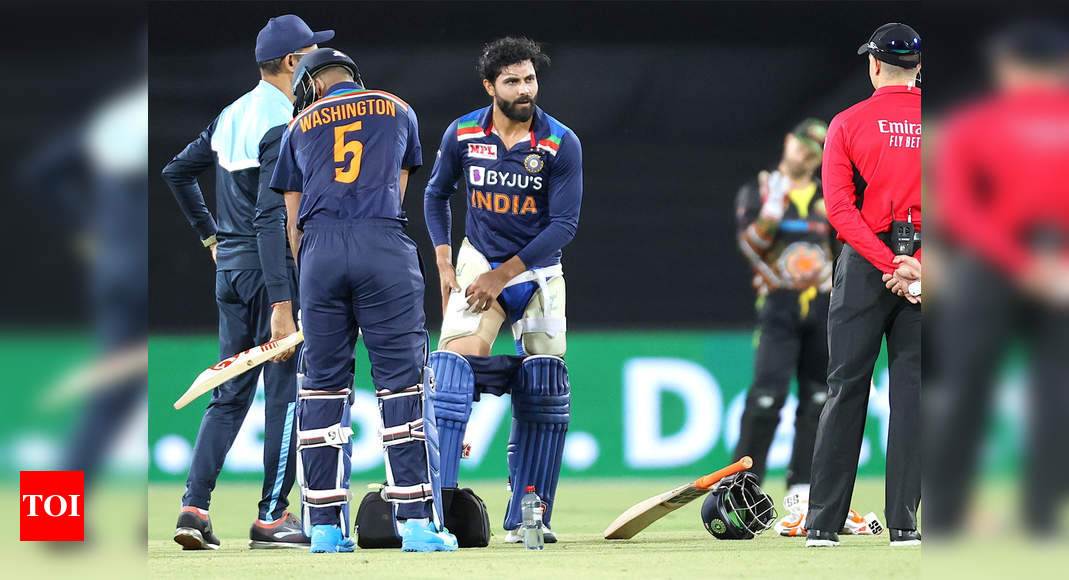 Ravindra Jadeja ruled out of remaining T20Is against Australia