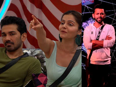 Abhinav threatens Rahul for insulting Rubina