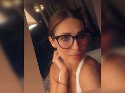 Malaika Arora shares a beautiful selfie