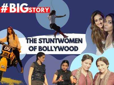 #BigStory: Meet the stunt women of B'Wood
