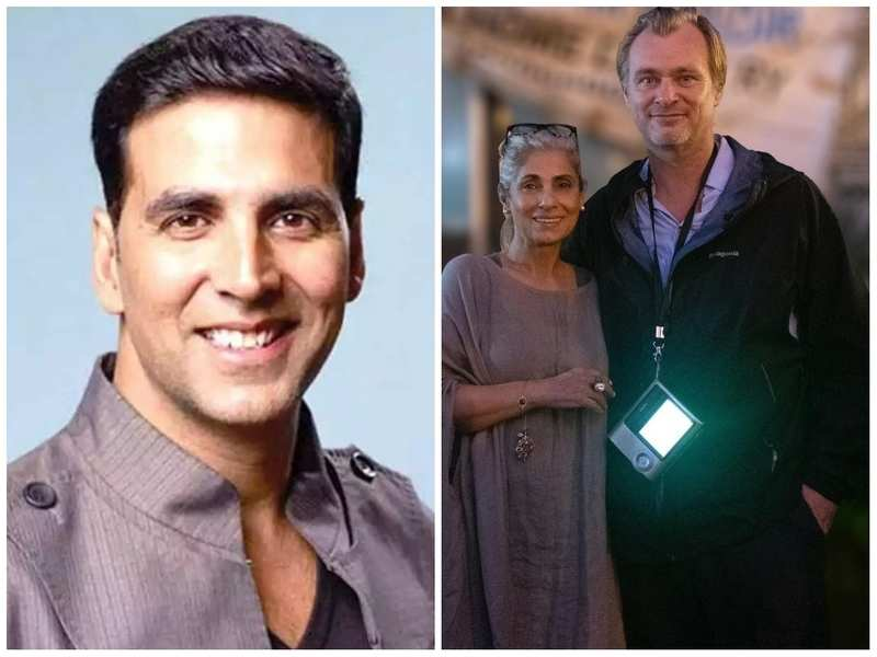 Akshay Kumar reveals Christopher Nolan's special note for Dimple Kapadia