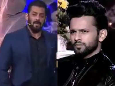 BB14: Salman shows exit door to Rahul Vaidya