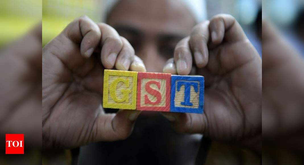 All states choose Option-1 to meet GST implementation shortfall – Times of India