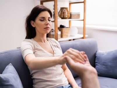Can hypnotherapy root away your ailments?