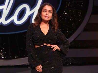 Neha confesses she has anxiety issues