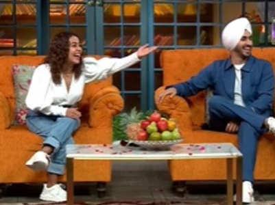 TKSS: Kapil Sharma pulls Nehupreet's leg