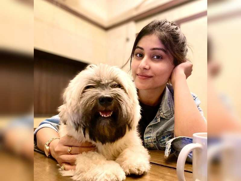 Madhurima Basak welcomes a new member in her family!