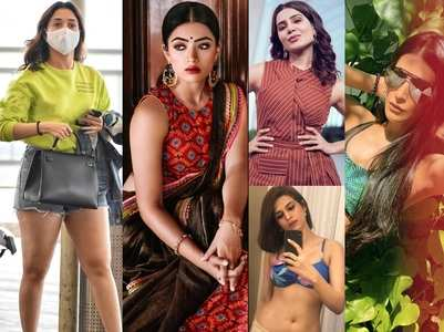 Pics of the Week: Tollywood Divas